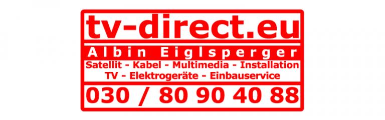 tv direct 160x50 768x240