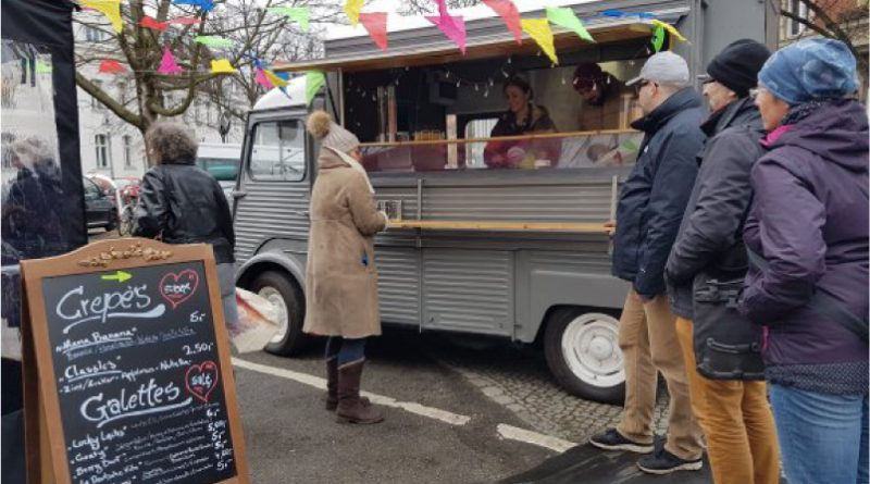 Zehlendorfer Frischemarkt findet am Samstag statt! 9 – 16 Uhr