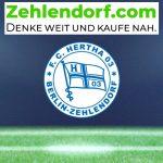 Hertha 03 Zehlendorf Gewinnspiel 5 x 2 Freikarten für NOFL Oberliga Heimspiel am 30.8.2020