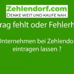 Dein Unternehmen auf Zehlendorf.com