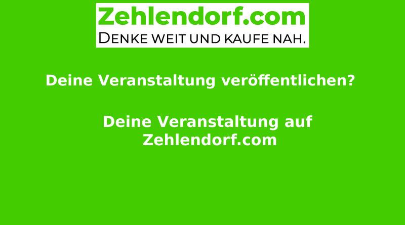 Deine Veranstaltung auf Zehlendorf.com
