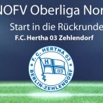 NOFL Oberliga Nord Start in die Rückrunde