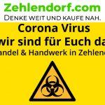 Corona in Zehlendorf – Handel & Handwerk – Wer bietet welchen Service?