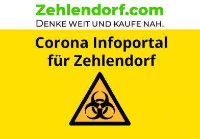 Corona Infoportal für Zehlendorf