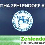 Hertha Zehlendorf hilft!