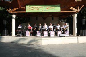 Compass Big Band im Stadtpark Steglitz am 15. Juli 2017
