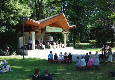 Sommerkonzerte im Stadtpark Steglitz finden wieder statt