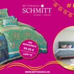 Bettenhaus Schmitt Bonuswochen