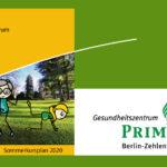 PrimaVita am Krankenhaus Waldfriede: Sommerkurse im Park