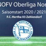 H03 NOFL Oberliga Nord Saisonstart 2020 – 2021