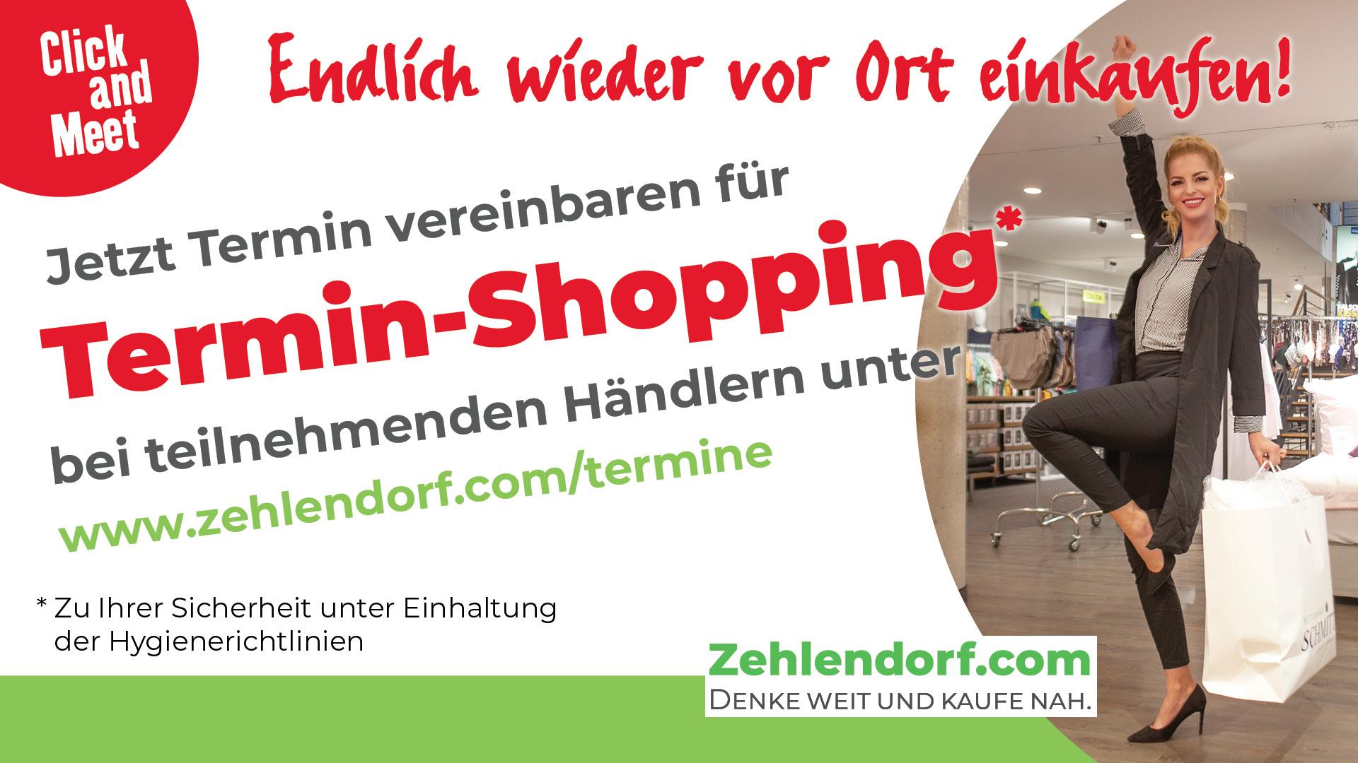 Termin-Shopping